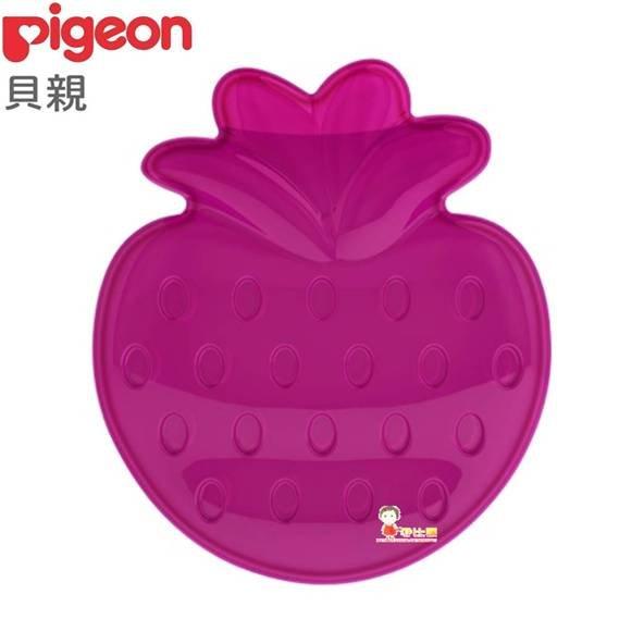 ~babygo~貝親 PIGEON 冰涼固齒器~草莓~P13613