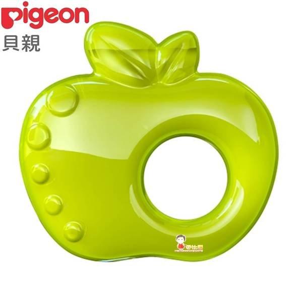 *babygo*貝親 PIGEON 冰涼固齒器【蘋果】P13614