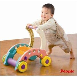 *babygo*People-折疊式簡易學步車