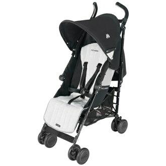 Maclaren瑪格羅蘭Quest Sport 摩登時尚嬰兒手推車【銀白色】