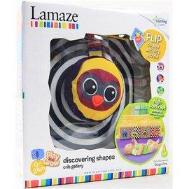 *babygo*Lamaze拉梅茲嬰幼兒玩具-發現可愛動物形狀布書(新版,已現品為主)