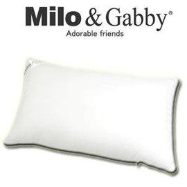 *babygo*Milo & Gabby 動物好朋友-超柔軟mini防?天絲枕心