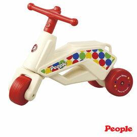 *babygo*People-公園競賽滑步車Neo(紅)YG907