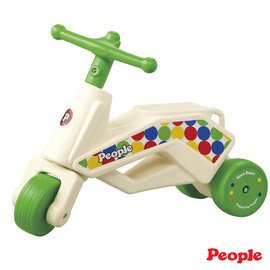 *babygo*People-公園競賽滑步車Neo(綠)YG908