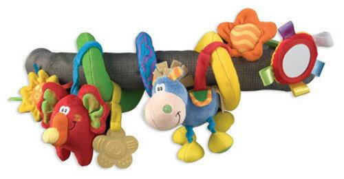 ~babygo~Playgro動物扭扭圈布質玩具 ~  好康折扣