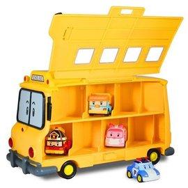【波力Poli】校車收納盒