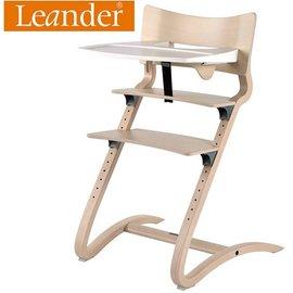 ~babygo~丹麥Leander~ 高腳椅 護欄 餐盤~水洗木~