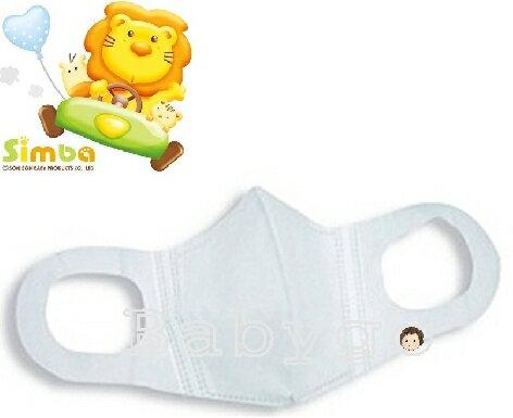 *babygo*小獅王辛巴立體造型口罩-5入