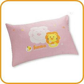 ~babygo~小獅王辛巴兒童睡枕~粉紅