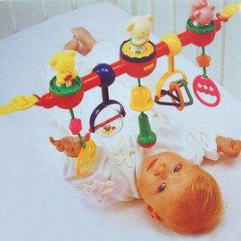 *babygo*Toyroyal 樂雅嬰兒床遊樂器