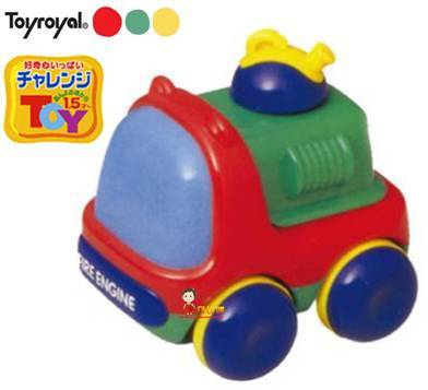 ~babygo~樂雅Toyroyal 迷你消防車