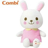 *babygo*康貝Combi Usa Chan 兔兔好朋友玩具 0