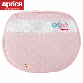 ~babygo~愛普力卡 Aprica ~可水洗透氣護頭枕~雪花粉~