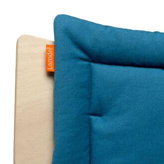 *babygo*丹麥 Leander 高腳餐椅配件-坐墊【海洋藍】
