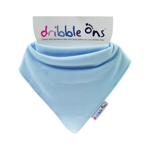 *babygo*dribble ons 小牛仔領巾圍兜【藍色】