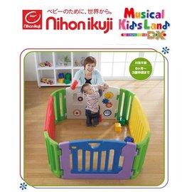 日本nihon ikuji兒童音樂遊戲欄-方塊魔法屋