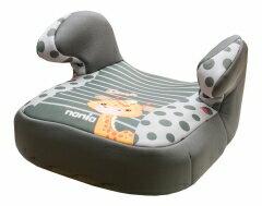*babygo*法國 NANIA 納尼亞輔助墊汽車安全座椅【長頸鹿綠】