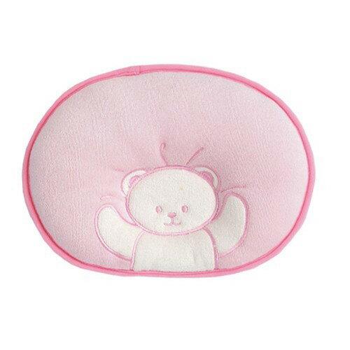 *babygo*娃娃城 Baby City 小熊護頭枕--粉色