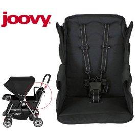 *babygo*美國joovy推車配件/第2座椅【黑】JV-907 {適合caboose ultralight推車}