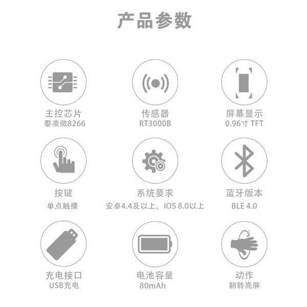 M4智慧手環 多功能運動手環 智慧手錶 高品質 鬧鐘 信息提醒  防水M3電子手環 手錶 運動手環