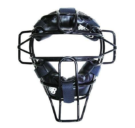 棒球世界 Brett 布瑞特 成人用捕手面罩 BM-11E 深藍色
