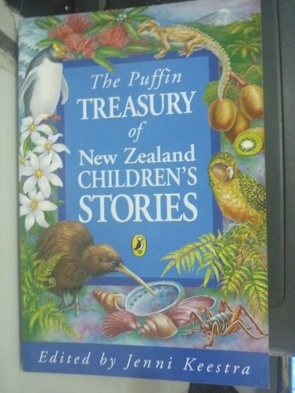 ~書寶 書T8/原文小說_ZCJ~The Puffin Treasury of New Z
