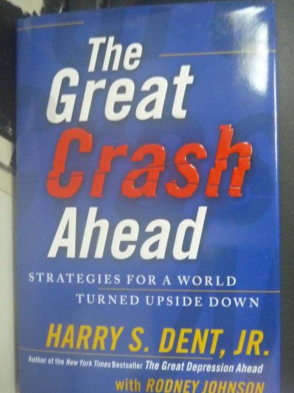 【書寶二手書T6/軍事_WEK】The Great Crash Ahead: Strategies for a Worl