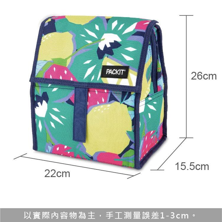 (2020) 美國 PACKiT 冰酷 新多功能冷藏袋 (牛仔丹寧) 6.0L 保冷袋 保冰袋 母乳袋 行動式摺疊冰箱 7