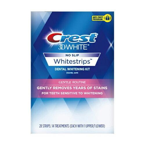 Crest 3D White美白牙貼14片【德芳保健藥妝】 - 限時優惠好康折扣