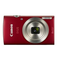 Canon佳能到Canon IXUS185時尚隨身機 - 紅【愛買】