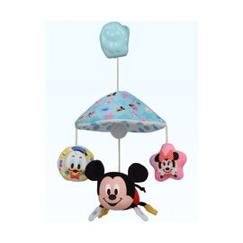ViViBaby - Disney迪士尼米奇與好朋友安撫掛飾 0