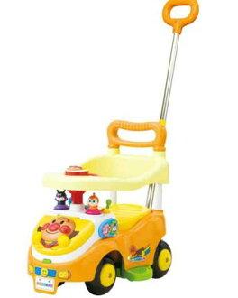【真愛日本】16080300005ANP3階段學步車玩具  電視卡通 麵包超人 細菌人 兒童玩具 正品