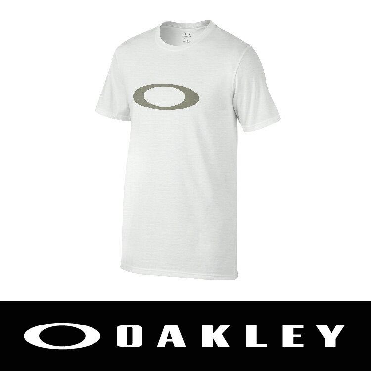 OAKLEY ONE ICON TEE 純棉圓領T恤 白色 保證公司貨 男 455328-100 萬特戶外運動 上衣&外套