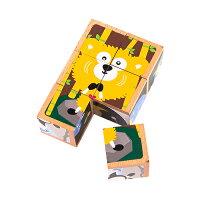 積木玩具推薦到【台灣Muse木思】 迷你動物積木就在Hape Taiwan推薦積木玩具