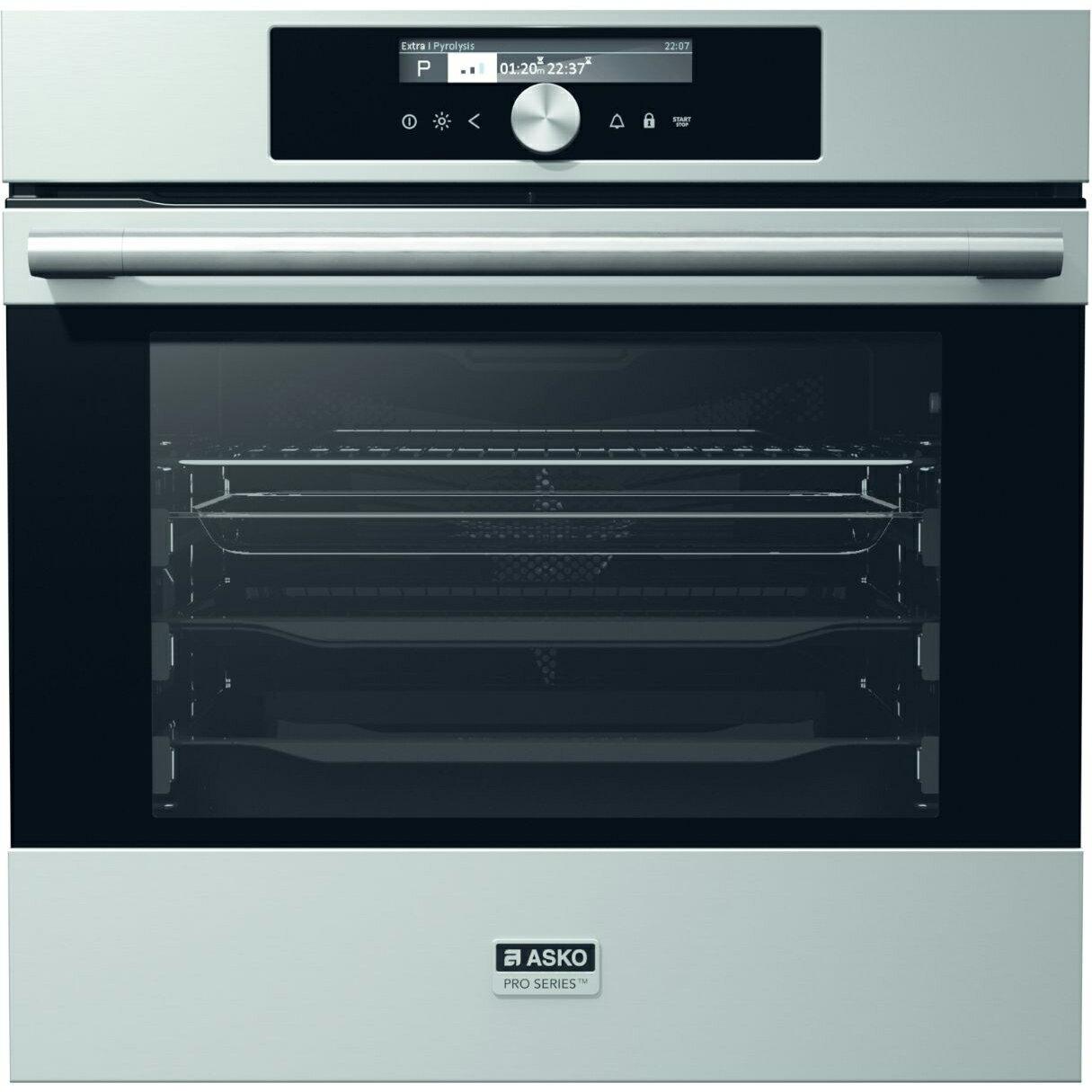 [滿3千,10%點數回饋]ASKO 瑞典賽寧 Pro系列73公升嵌入式熱自解烤箱 OP8656S 【送標準安裝】【雅光電器】