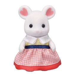 【 EPOCH 】森林家族 - 棉花糖鼠姊姊