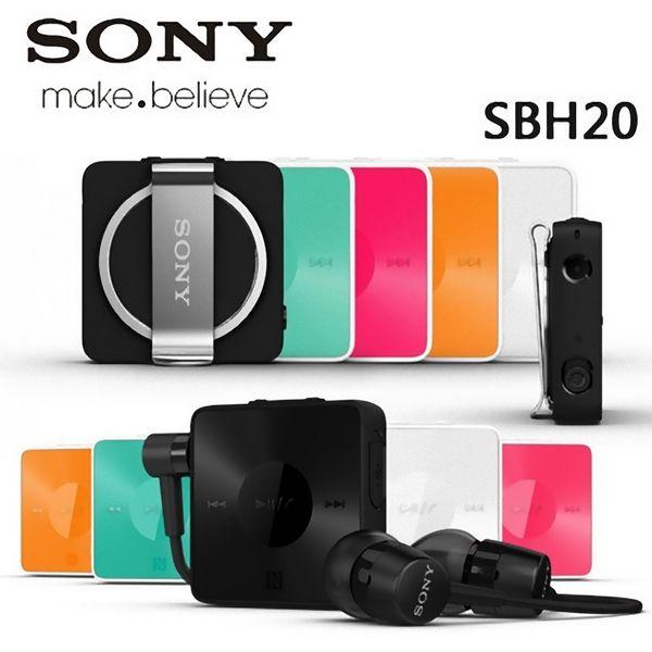 【立體聲】SONY SBH20 SBH-20 原廠立體聲藍芽耳機/ NFC配對/A2DP/AVRCP/多點配對