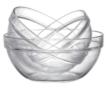 6cm~23cm樂美雅強化金剛碗 調理碗 玻璃碗 沙拉碗 強化玻璃碗 料理節目專用碗 弓箭牌 廚房餐具《維克精選》 2