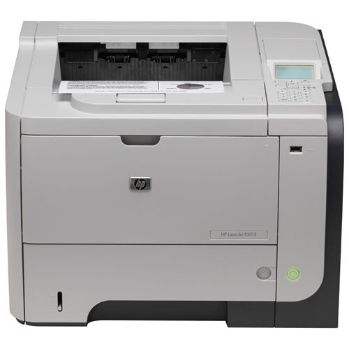 HP LaserJet P3015n Monochrome Laser Printer 0