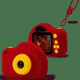 E-books P1 兒童數位相機-粉