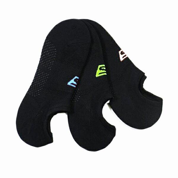 Skechers Sock [S101599-001] 男襪 船型襪 隱形襪 透氣 舒適 止滑 薄款 3入 10-13 0