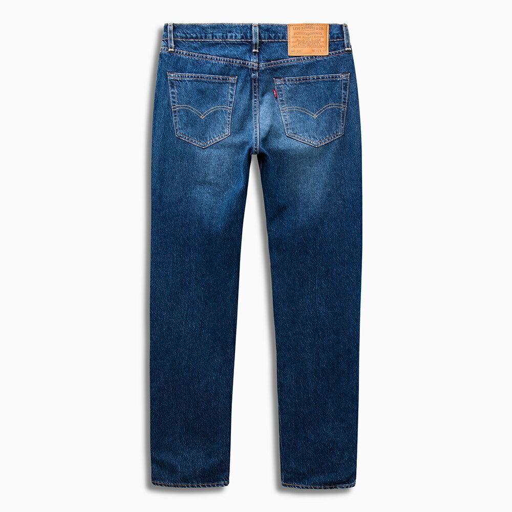 Levis 男款 511 低腰修身窄管牛仔長褲  /  破壞 3