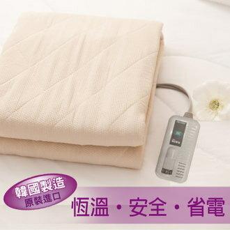 【名流寢飾家居館】韓國原裝電毯.可水洗電熱毯.恆溫七段式微調.雙人床鋪式.花色隨機不挑款 - 限時優惠好康折扣