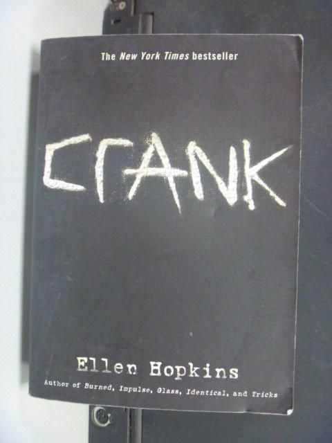 【書寶二手書T9/原文書_MKJ】Crank_Ellen Hopkins