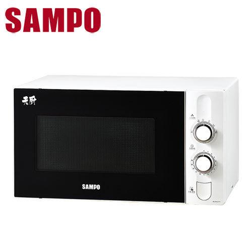 ◤A級福利品‧數量有限◢ SAMPO 聲寶 28L機械式微波爐 RE-N328TR