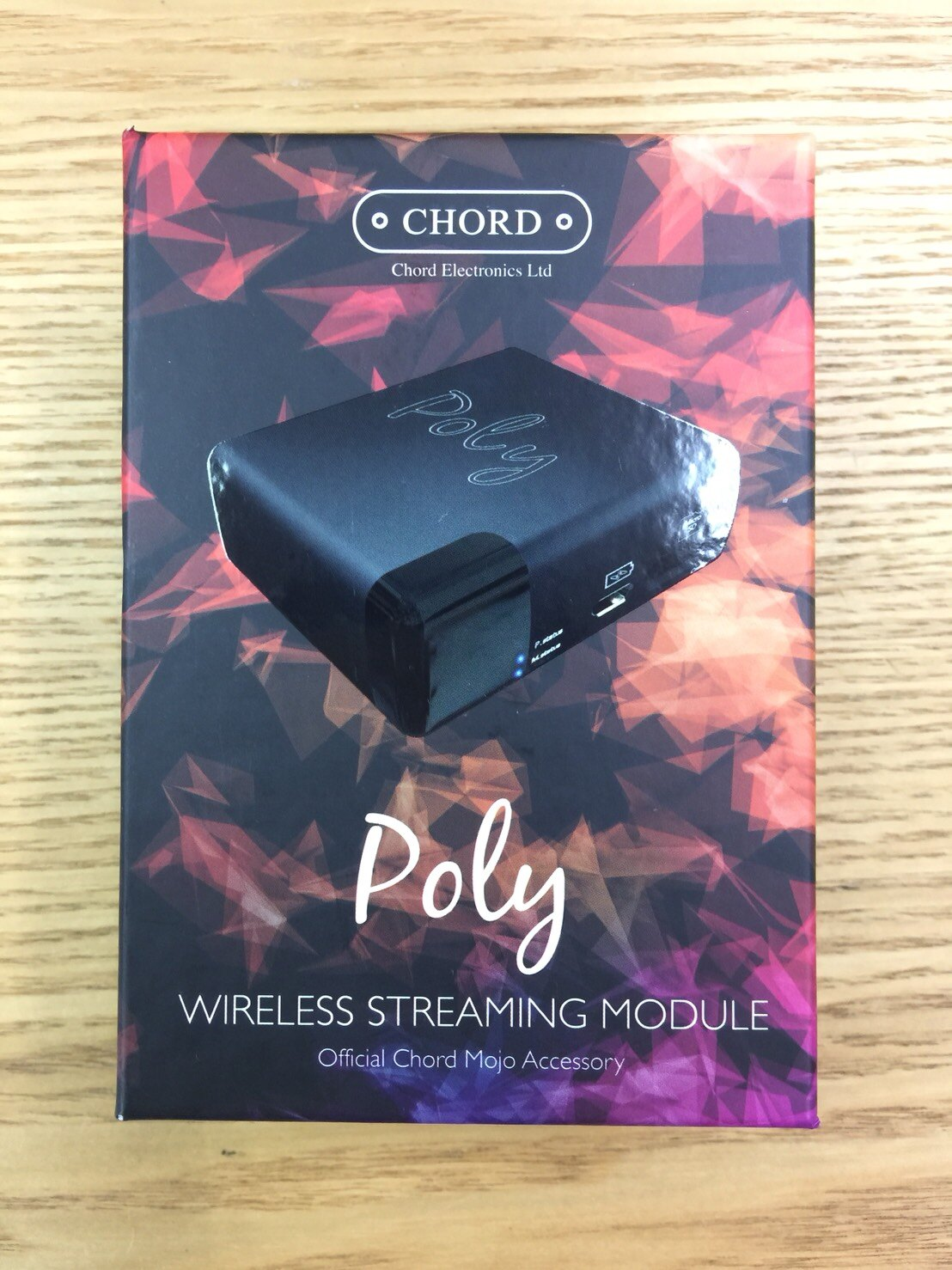 <br/><br/>  ☆宏華資訊廣場☆ 英國 Chord Poly 無線傳輸模組 Mojo無線串流播放模組 公司貨<br/><br/>