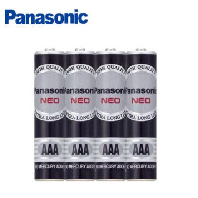 Panasoni 國際牌 碳鋅4號電池 1顆 R03NNT-4SCA