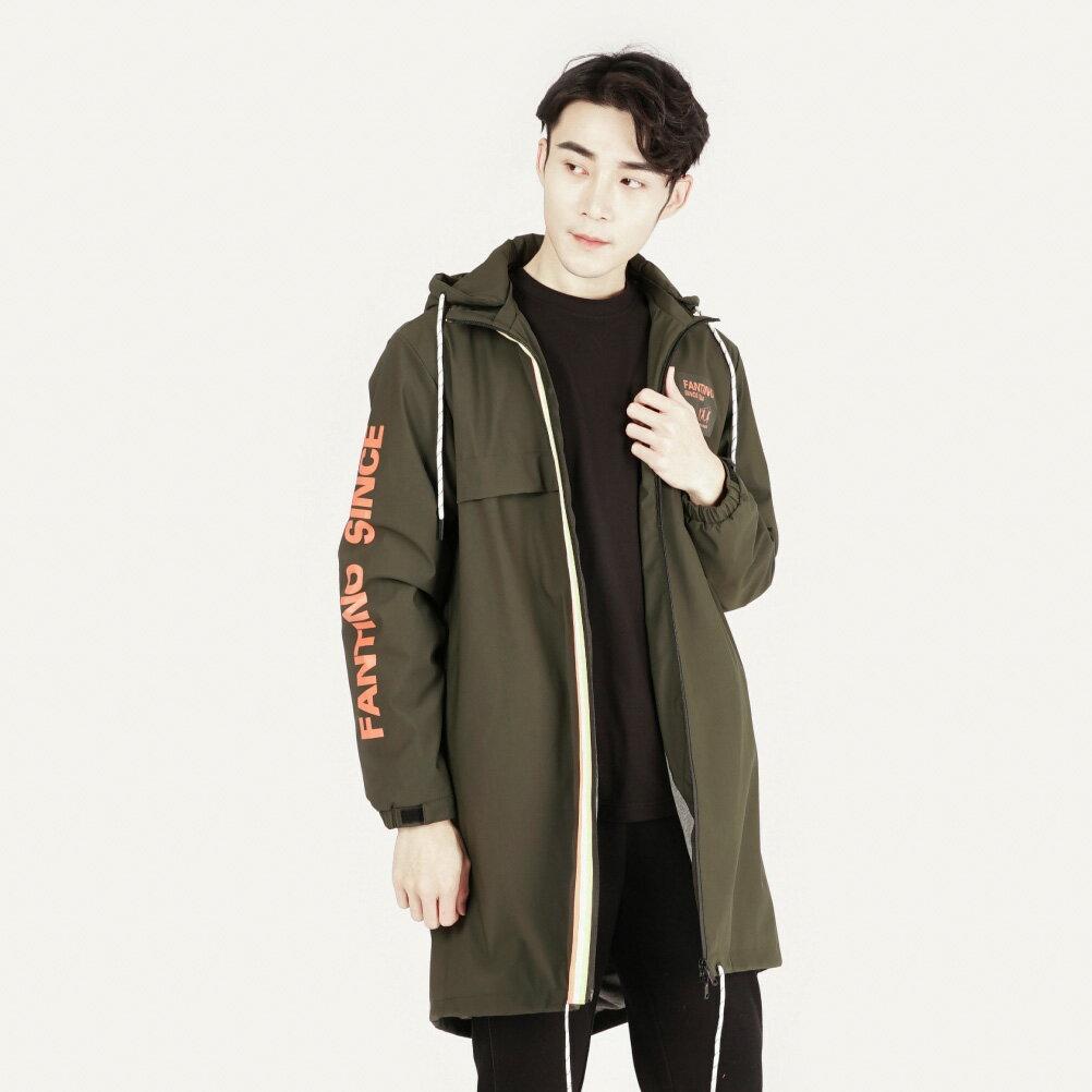 【FANTINO】外套(男)-墨綠 945333 1