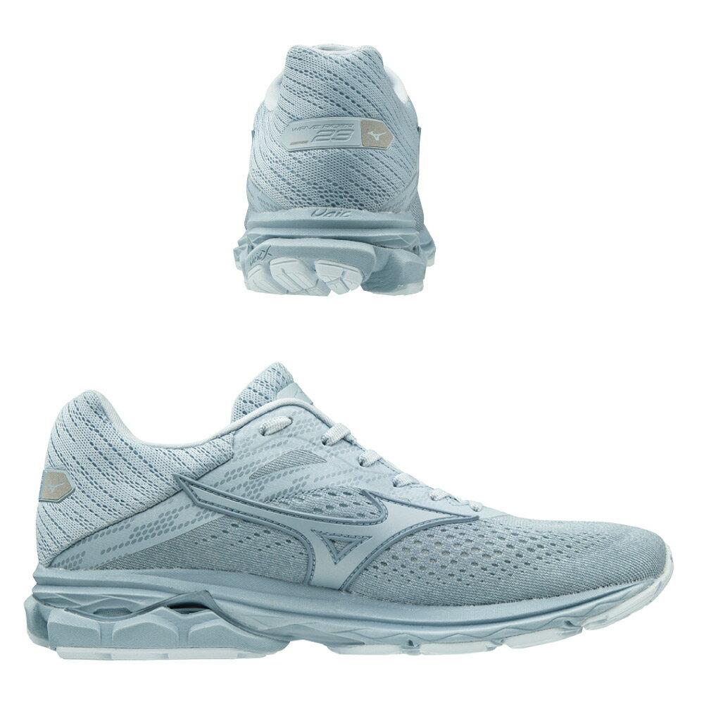 WAVE RIDER 23 寬楦一般型女款慢跑鞋 J1GD190423【美津濃MIZUNO】 1