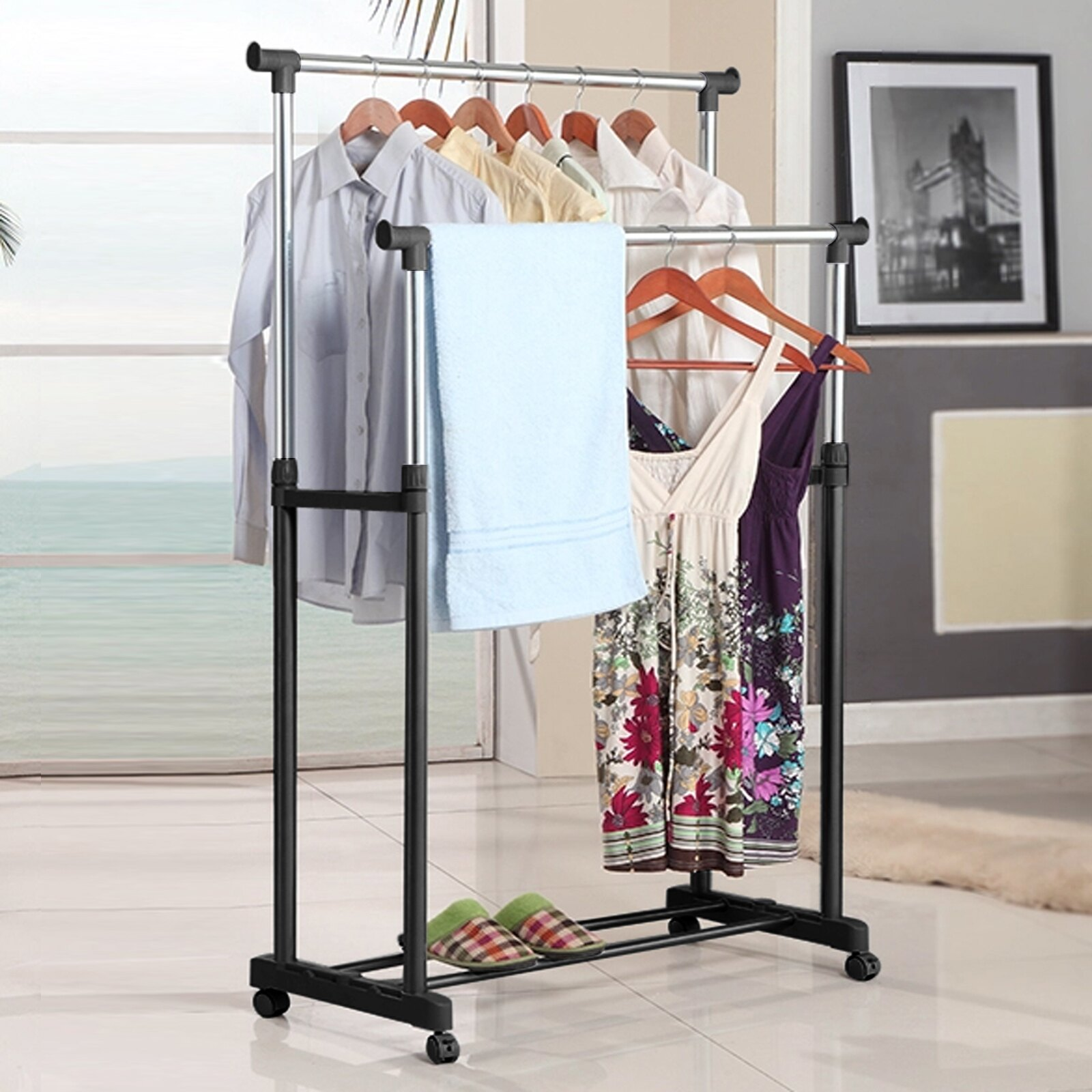 white hanging systems itm closet organizer adjustable wardrobe shelving vertical